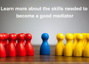 Skills for mediating