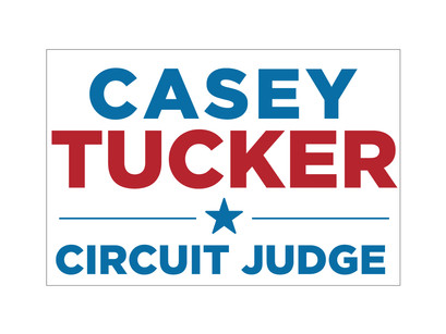 Little Rock attorney Casey Tucker announces candidacy for Circuit Court Judge
