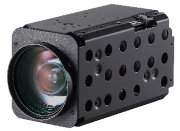 Global Shutter Zoom block 36x