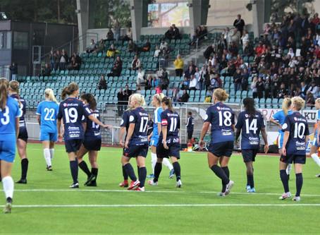 Tre poäng också i Tammerfors. Ilves lade sig och vi leder ännu!