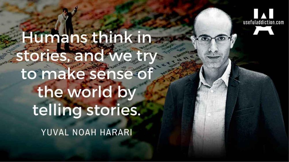 Yuval Noah Harari Quotes