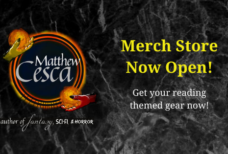 Merch Store Now Open!