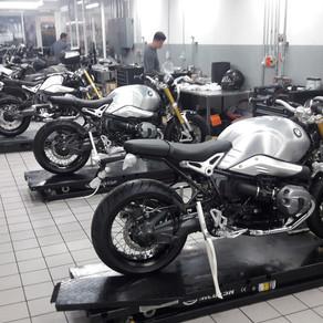 Tercer año consecutivo del proyecto con Motocicletas