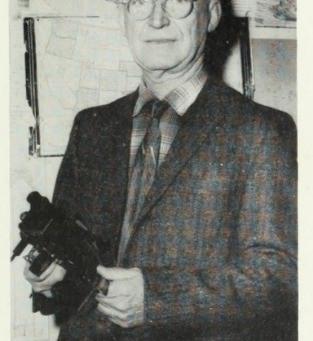 My Favorite Teacher: Enor Lundin