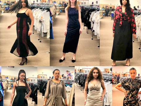 Goodwill Honors Buffalo State College Fashion & Technology Department with Community Partner Awa