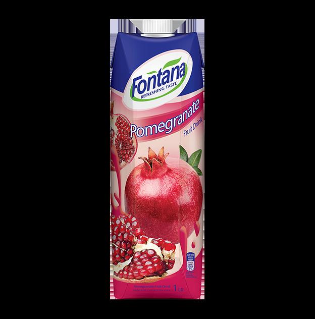 Fontana 紅石榴汁