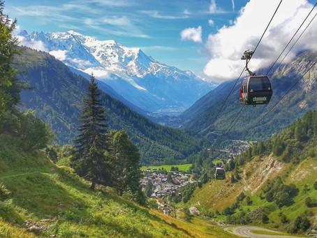 The Great Outdoors - Summer in Chamonix