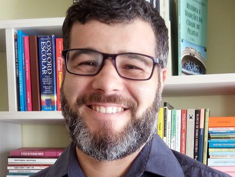 Delalves Costa, patrono da 34ª Feira do Livro de Osório