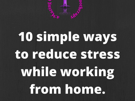 10 Simple Ways to Reduce Stress During Your Work Day