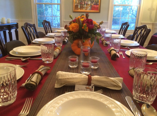 Embracing Food Restrictions at Holiday Gatherings, Classroom Festivities, and Dinner Parties