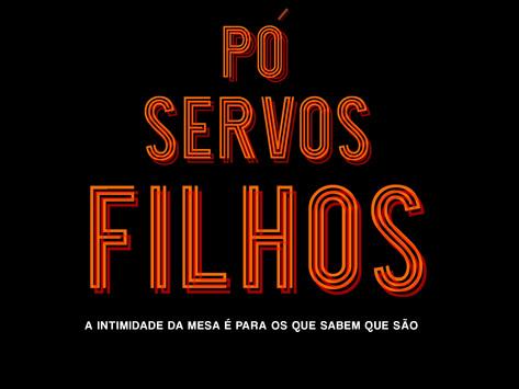 """Ivan Bittencourt lança seu sexto livro, """"Pó Servos Filhos."""""""