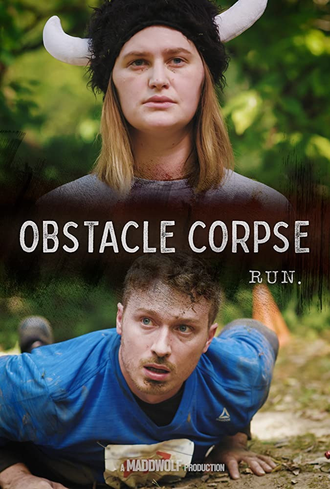 Poster for Obstacle Corpse showing protagonists.
