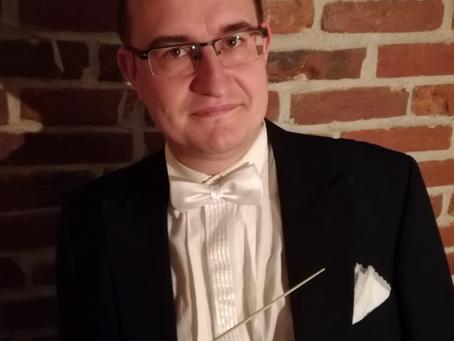Dirigent Tomáš Žídek o slavnostním zahájení festivalu