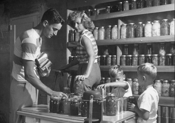 Vintage Canning and Preserving