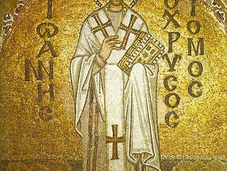 Carta de san Juan Crisóstomo a san Marón