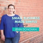 Cover image for Podcat: Small Business Made Simple with Jenn Donovan