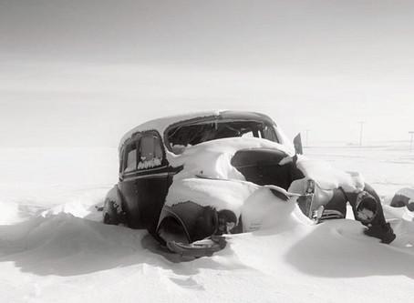 Frozen Wreck