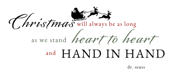 Christmas is Coming_PottertonHill.com_Christmas quote