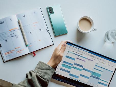 La Agenda de Reunión para fomentar el Trabajo Colaborativo Virtual