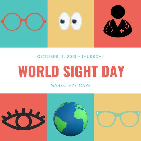 World Sight Day 2018!