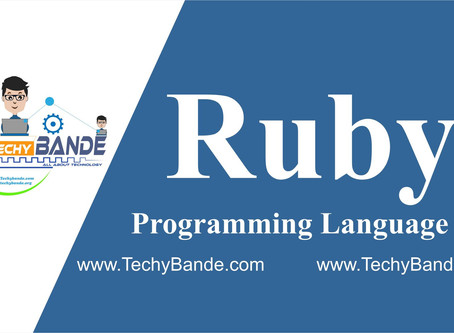 Ruby : Programming Language- How to install Ruby