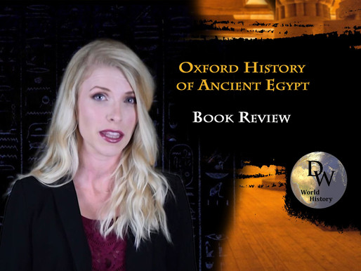 Book Review - The Oxford History of Ancient Egypt - Ian Shaw