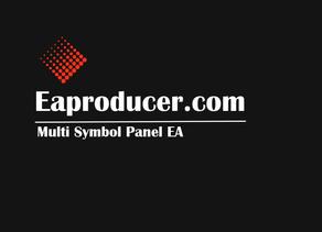 Multi SymbolPanel EA MT4 MT5