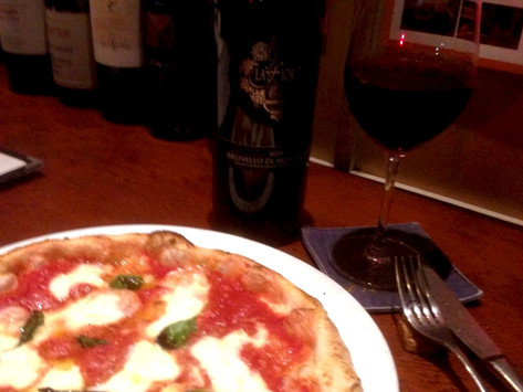 Pizzeria Bar Diciotto:テイクアウト