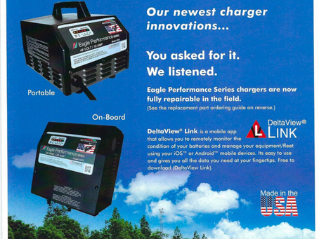 Eagle Performance Series Battery Chargers
