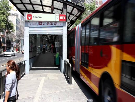 Preparar al sector del transporte urbano en México para una un futuro bajo en carbono