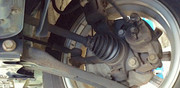 ミライース LA300S ドライブシャフトブーツ交換