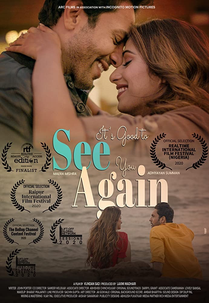 It's good to see you again movie poster