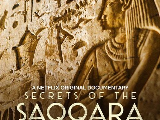 Secrets of the Saqqara Tomb Documentary Film Review