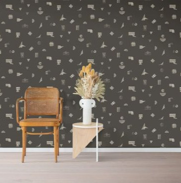 Sustainable Design - Wallpaper - studio cope Dash wallpaper