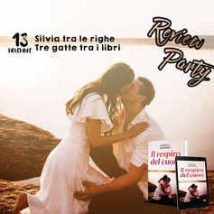 "Review Party - ""Il respiro del cuore"" di Daniela Ruggero"