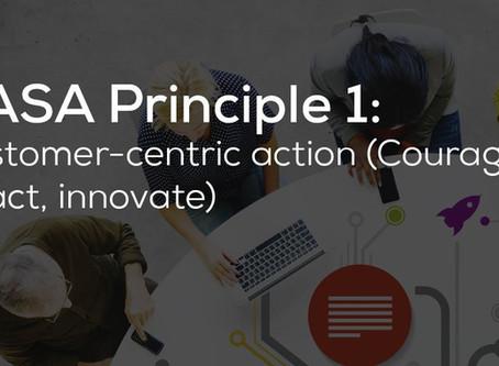 Customer Centric Action - DevOps Principle #1