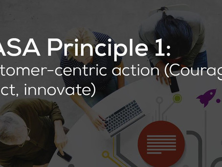 Customer Centric Action - DevOps Principle #1
