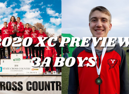 2020 XC Preview: 3A Boys