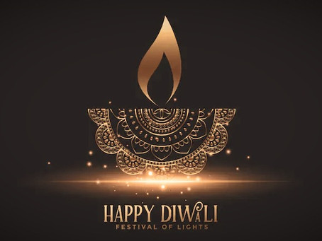 Happy Diwali #Dubai