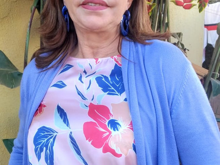 Areolenes Nogueira: a mulher que mudou a sua vida e a dos dependentes químicos