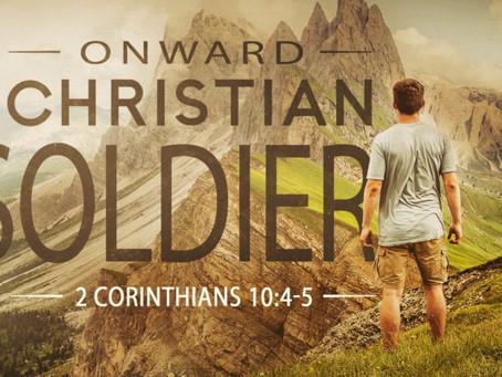 Hymn Stories - Onward Christian Soldier