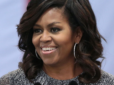 Michelle Obama hosting weekly story time