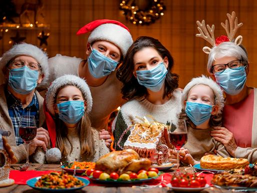 OMS recomienda evitar grandes reuniones familiares durante Navidad y Fin de Año