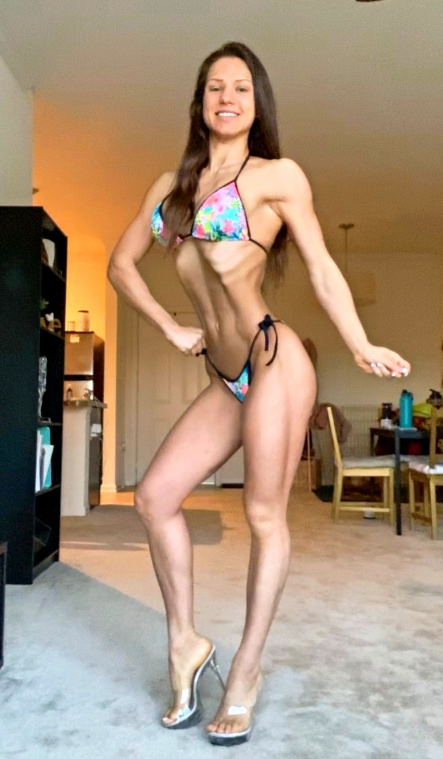 1 Week Before Competition