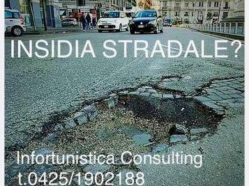 Insidie e strade a pezzi: come essere risarciti?