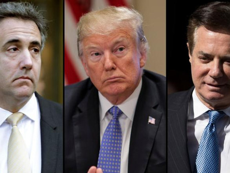 Donald Trump Is Drowning In Legal Troubles