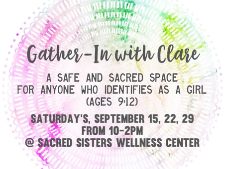 Gather-In with Clare