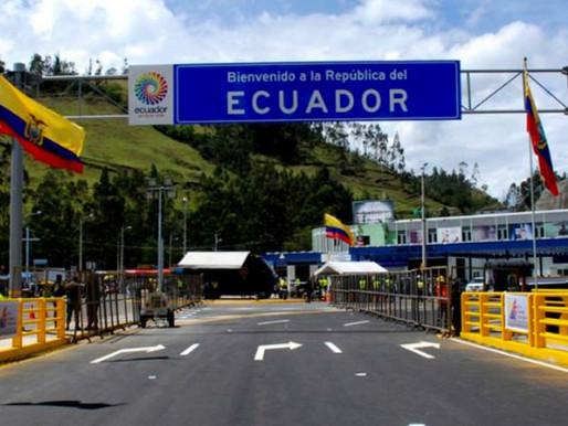 Puente de Rumichaca no reabrirá el 1 de octubre