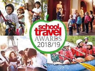 School Travel Awards 2018