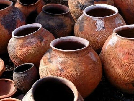One Minute with God: Six Stone Jars